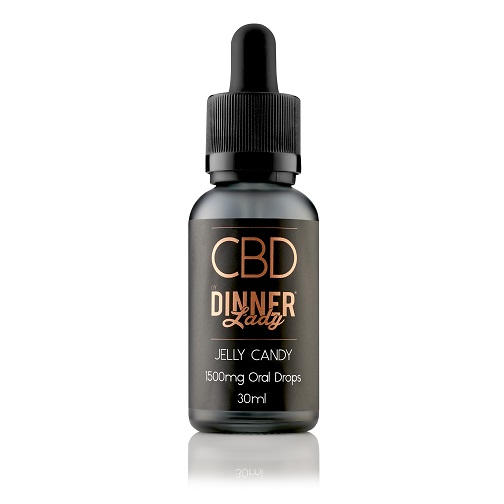 CBD Oral Drops Jelly Candy