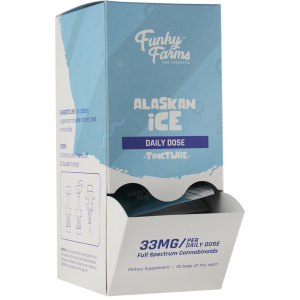 Funky Farm Alaskan Ice daily dose