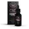 CBD Dinner Lady Oral Tincture Tropical 30ml