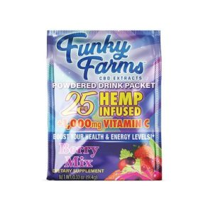 FF Berry Mix CBD Drink Mix 1pk