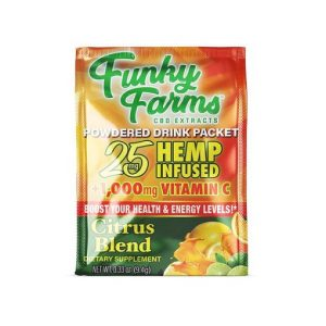 FF Citrus Blend CBD Drink Mix 1pk