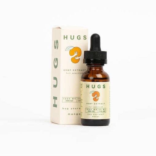 Mango Full Spectrum Hemp Extract Tincture