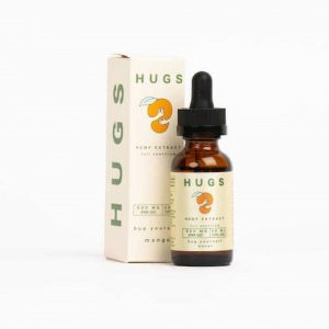 Mango Full Spectrum Hemp Extract Tincture