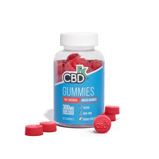 CBDfx The Original Gummies