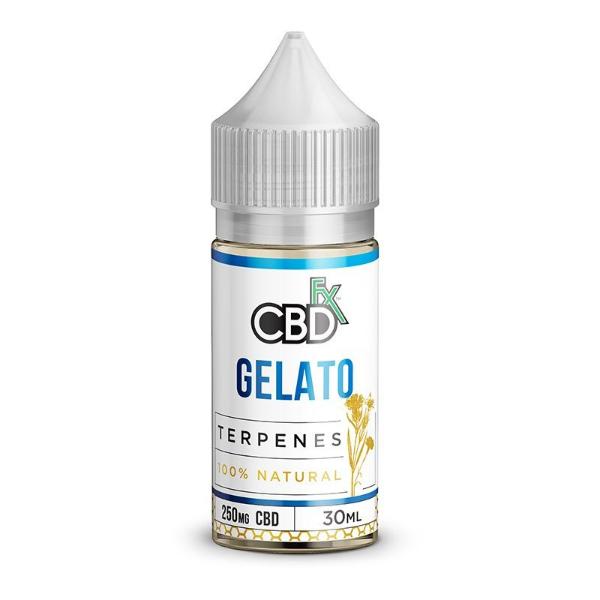 CBDfx Gelato CBD Terpenes Oil 30ml