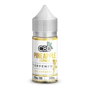 CBDfx Pineapple Express CBD Terpenes Oil 30ml