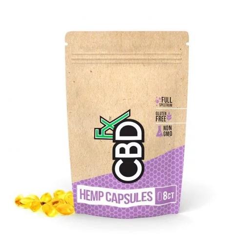 Hemp capsule pouch - CBDfx