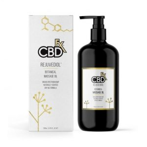 CBD Rejuvediol skin-care oil