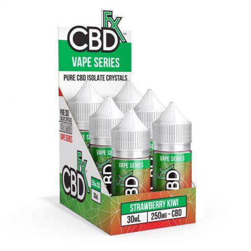 CBDfx Vape Strawberry Kiwi