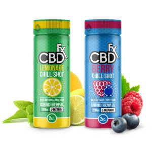 Chill Shot Bundle Flavor CBDfx