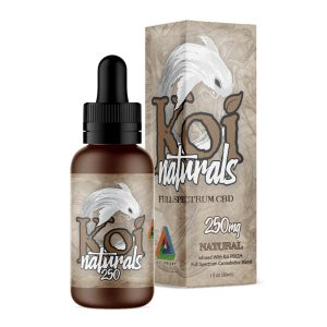 Koi Naturals Natural Tincture 30ml