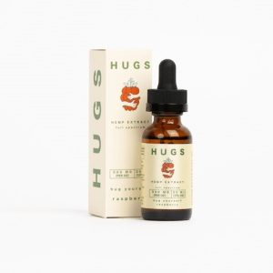Raspberry Full Spectrum Hemp Extract Tincture