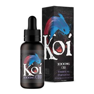 Koi CBD Vape Oil Tropical Popsicle 30ml