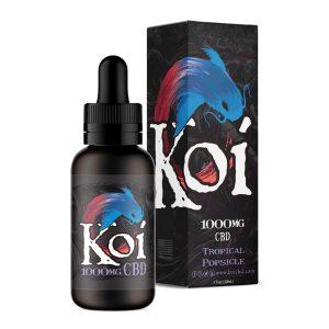 Koi CBD Vape Oil Tropical Popsicle 30ml