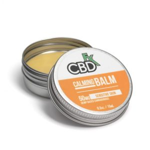 CBD calming balm 50mg