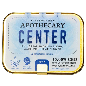 the brothersapothecary center