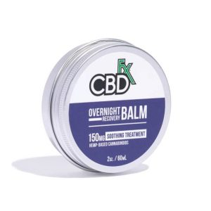 CBDfx Balms Overnight Lavender 150mg