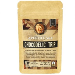 Chocodelic Trip Front