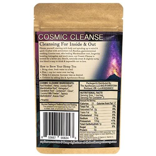 Cosmic back