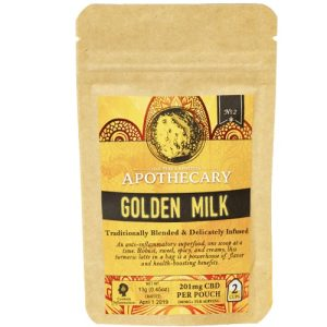 Golden Milk Front