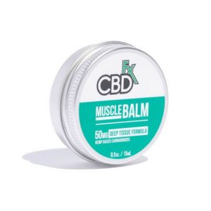 CBDFx Muscle Balm 50mg