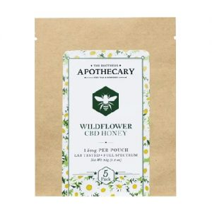 Wildflower CBD Honey