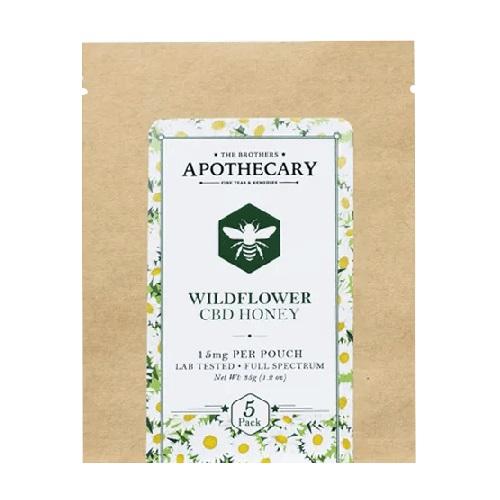 Wildflower CBD Honey