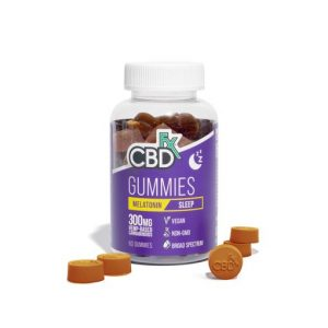 CBDfx Melationin Sleep Gummies