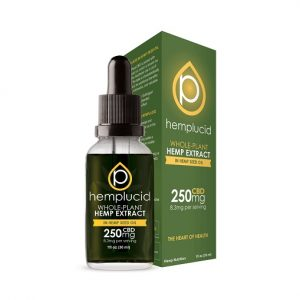 Hemplucid Hemp Extract