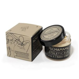 Pachamama Topical Athletic Rub