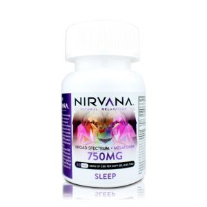 Nirvana CBD Sleep Melatonin