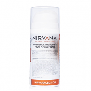 Nirvana Cbd Muscle Recovery Lotion 100ml