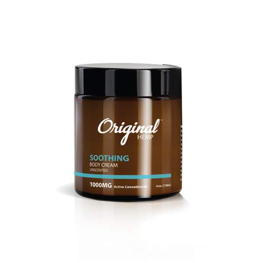 OH Soothing Body Cream 1000