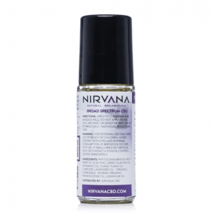 Nirvana Cbd Roll On 30ml