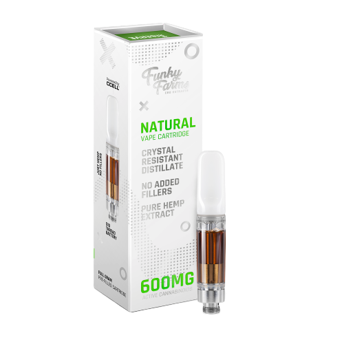 FF Natural Vape Cartridge