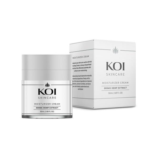 koi moisturizer Cream Skincare