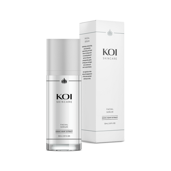 koi Facial Serum Skincare