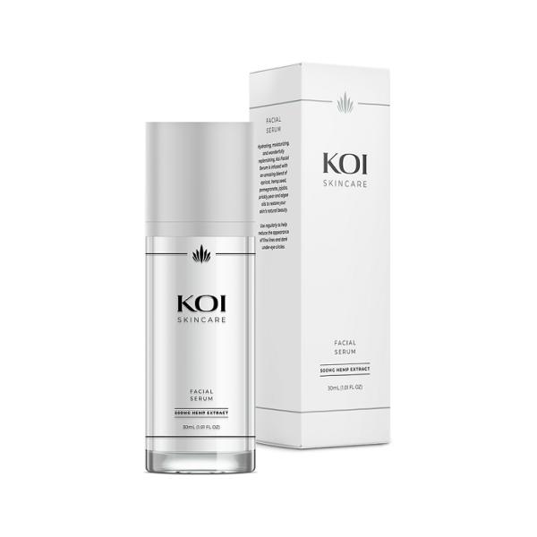 koi Facial Serum Skincare