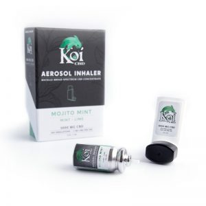 Koi CBD Hemp Extract Inhaler