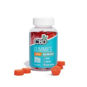 CBDfx Biotin Gummies