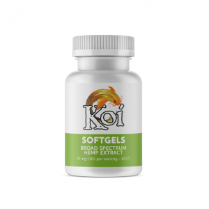 Koi CBD Broad Spectrum Softgels