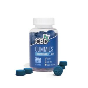 CBDfx Men Multi Gummies