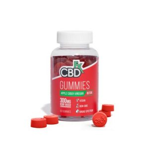 CBDfx Apple Cider Vinegar Gummies