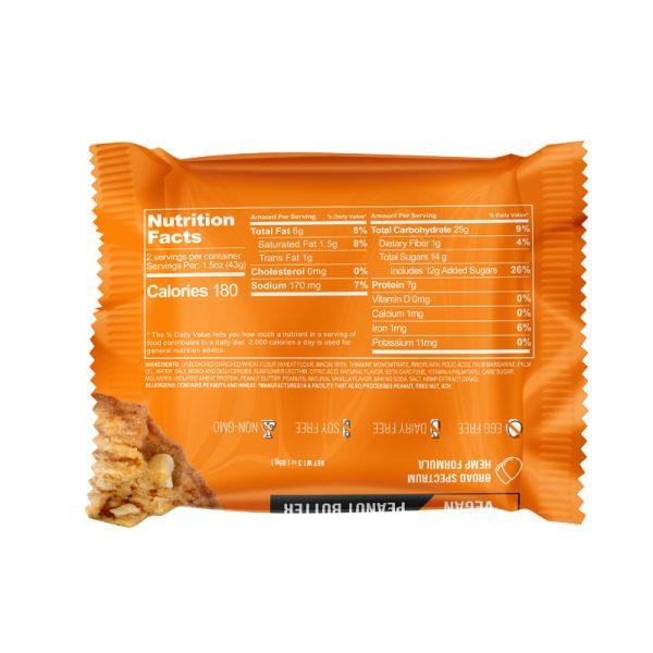 Cbdfx Protein Cookie Peanut Butter