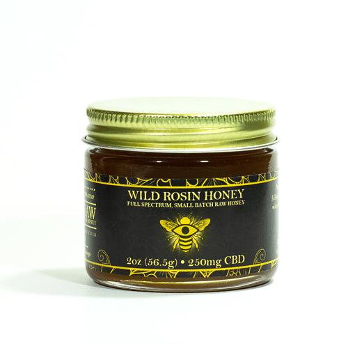 The Brothers Apothecary Wild Rosin CBD Honey