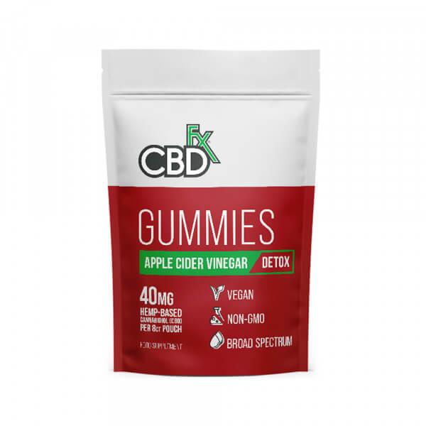 CBD Gummies Apple cider vinegar