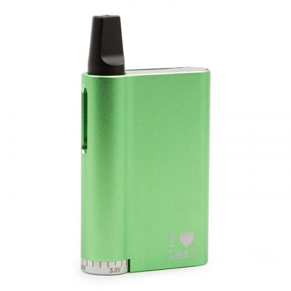 VAPENW FamoVape Kit ILoveLeaf green