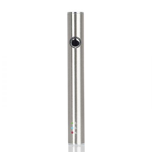 leaf buddi max vaporizer w charger silver