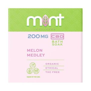 Mint Melon Medley Bath Soak 200MG