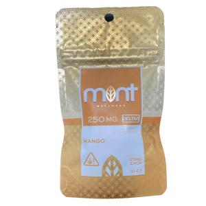 mint wellness delta mango